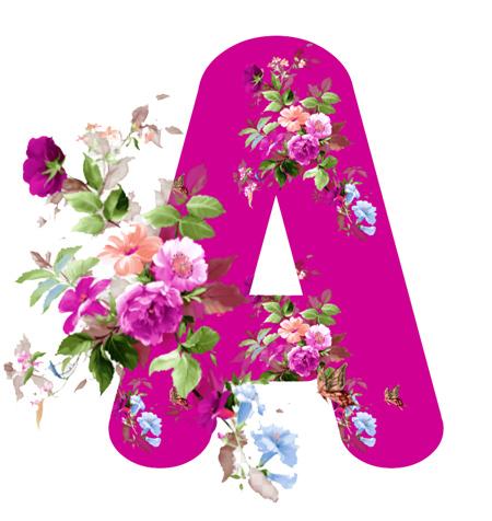 تصاویر حرف A
