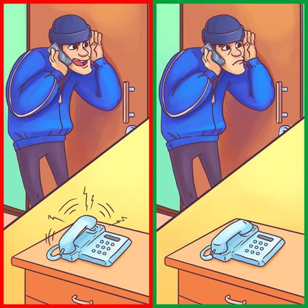 راهکارهایی برای جلوگیری از دزدی,محافظت از دزدی