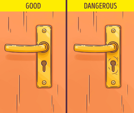 نحوه ی جلوگیری از دزدی شدن,راهکارهایی برای جلوگیری از دزدی