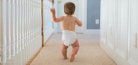راهکارهایی برای صرفه جویی در پوشک بچه, نحوه استفاده از پوشک