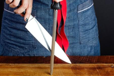 تکنیک های تیز کردن چاقو, اصولی برای تیز کردن چاقو, راه های تیز کردن چاقو