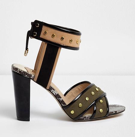 تکنيک هاي خريد کفش راحتي, خريد کفش بدون پاشنه
