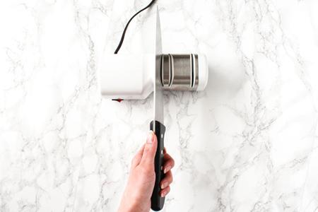 روش های استفاده از چاقو, اصول خرد کردن با چاقو