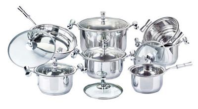 راههای براق کردن ظروف استیل, تمیز کردن ظروف استیل
