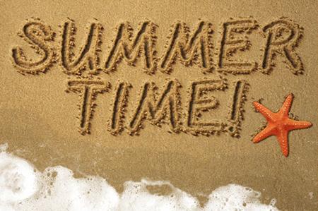 کارت تبریک فصل تابستان, پوستر روز تابستان