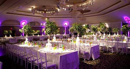 شام عروسی,میز شام عروسی,مراسم عروسی