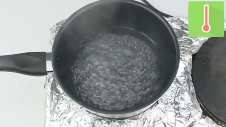 نحوه تمیز کردن تفلون سوخته,شیوه تمیز کردن تفلون سوخته