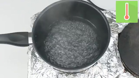نحوه تميز کردن تفلون سوخته,شيوه تميز کردن تفلون سوخته
