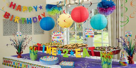 زیباترین تزیینات تولد,جشن تولد
