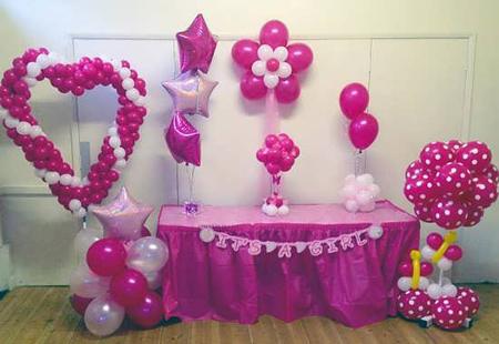 جشن تولد در خانه,تدارکات تولد
