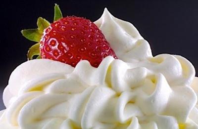 نحوه استفاده از خامه شیرینی پزی, اصول استفاده از خامه شیرینی