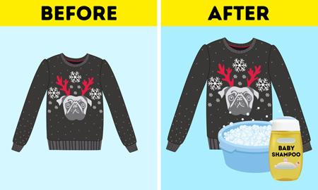 نکاتی برای شستن لباس ها,راهنمای شستن لباس ها