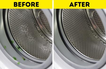 شستشوی لباس با ماشین لباسشویی, راهنمای شستشوی لباس در لباسشویی