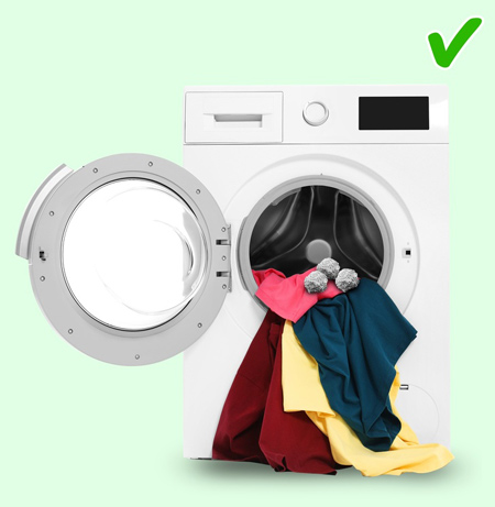 توصیه هایی برای شستن لباس,روش شستن جوراب