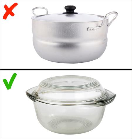استفاده از بهترین ظروف آشپزی,بهترین ظروف آشپزی