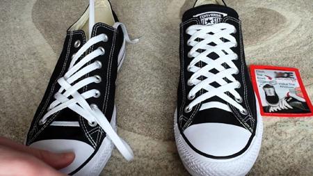 مدل بستن بند کفش, نحوه بستن بند کفش