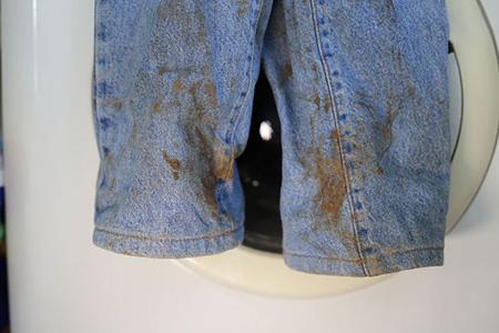نکاتی برای پاک کرده لکه ها,از بین بردن لکه های لباس