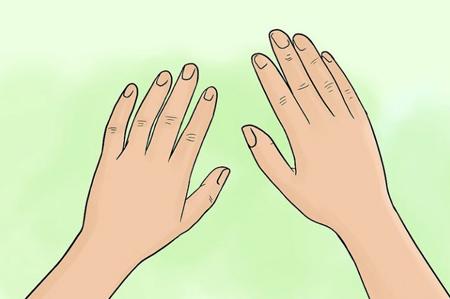 مراحل استفاده کردن از ضدعفونی کننده دست, استفاده کردن از ضدعفونی کننده دست