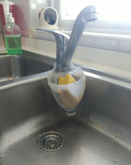 استفاده از بطری های پلاستیکی, ایده هایی برای بطری های پلاستیکی