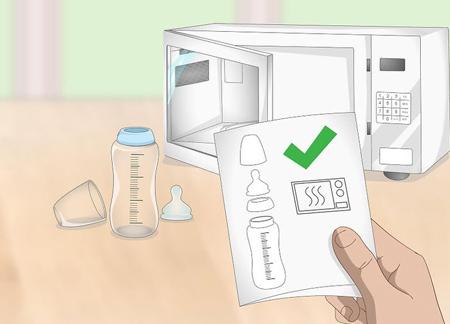 راهنمای شستشوی بطری شیر,راه و روش شستن بطری شیر
