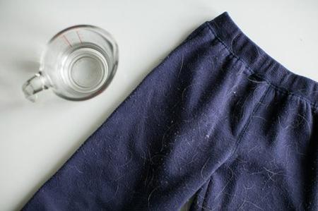 مراحل شستن لباس ها با سرکه, تکنیک های شستن لباس ها با سرکه