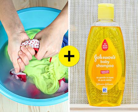 روش های از بین بردن بوی کفش,نگهداری و شستشوی کفش و لباس