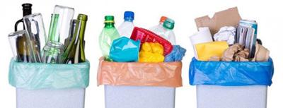 تفکیک زباله در منزل, راهنمای تفکیک زباله