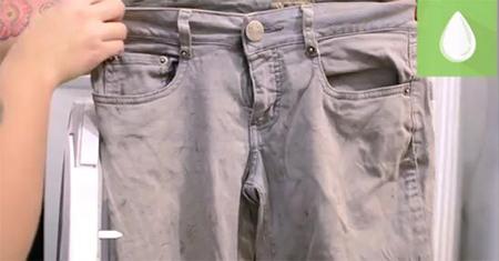 تکنیک های رنگ کردن لباس جین,اصول رنگ کردن لباس جین