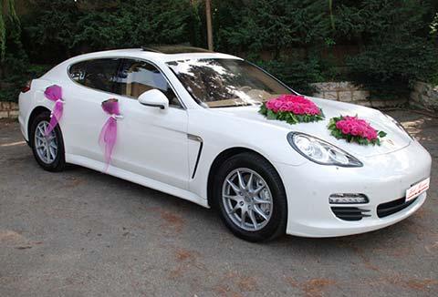 گل آرایی ماشین عروس,ماشین عروس ایرانی,زیباترین ماشین عروس