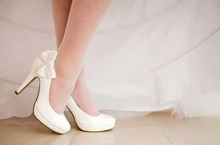 خرید کفش عروسی,کفش عروسی,نکات خرید کفش عروسی
