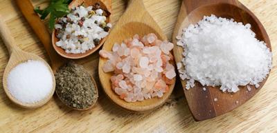 کدام نمک بهتر است و استفاده کنیم؟