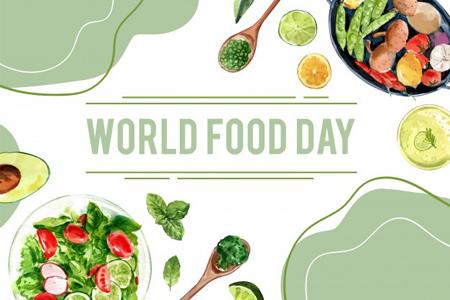 روز جهانی غذا,کارت پستال روز جهانی غذا