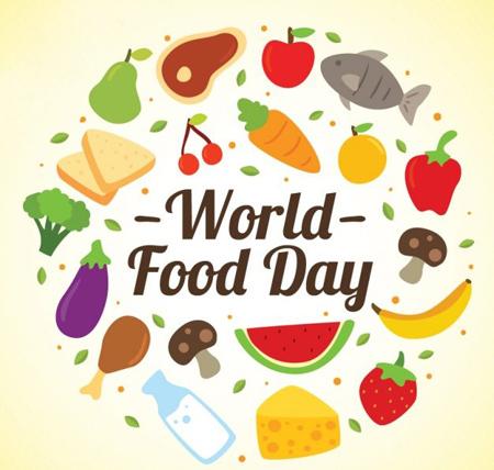 روز جهانی غذا, کارت تبریک روز جهانی غذا