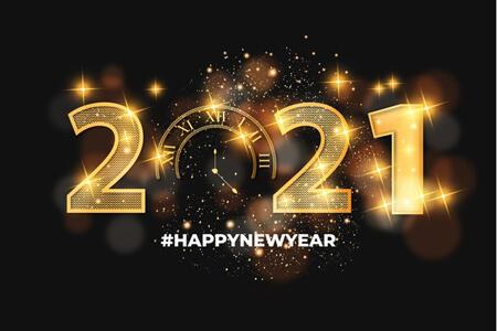تصاویر تبریک سال 2021, تصاویر کارت پستال های سال 2021