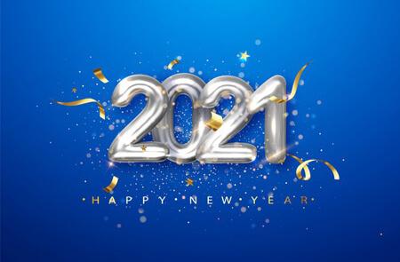 تبریک سال 2021, تصاویر تبریک سال 2021