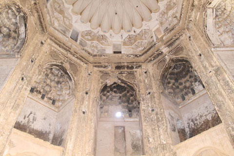 برج علی آباد کشمر,عکس های برج علی آباد,برج کشمر