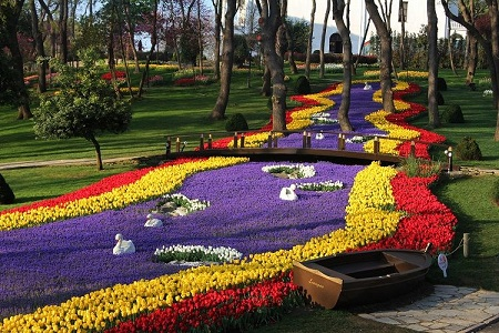 پارک امیرگان؛ بهشت لاله های استانبول، میراث سردار ایرانی!