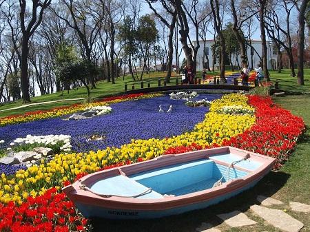 پارک امیرگان استانبول, اطلاعات گردشگری استانبول, پارک امیرگان