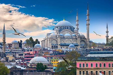 جاهای دیدنی استانبول,شرایط گرفتن ویزا,اپلیکیشن رزرو تور مسافرتی