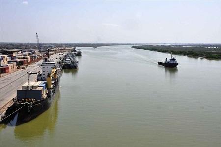اروند رود بین کدام کشورها است, اروندرود, رودخانه اروند رود