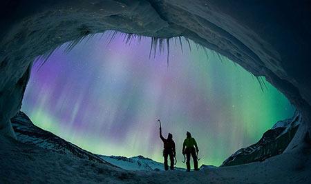 زمان دیدن شفق قطبی,شفق قطبی,عکس شفق قطبی