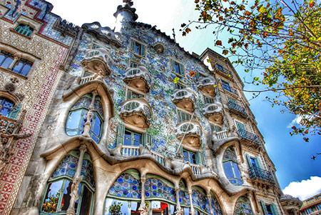 بارسلونا,دیدنی های بارسلونا,جاذبه های گردشگری بارسلونا