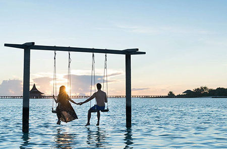 بهترین مکان های گردشگری برای ماه عسل,جاهای دیدنی ایران برای ماه عسل