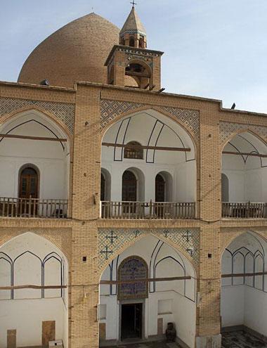 کلیسای بدخهم,کلیسای بدخهم اصفهان,کلیسا