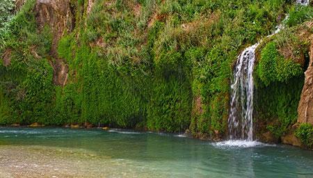 آبشار بیبی سیدان,آبشارهای بی بی سیدان,تصاویر آبشار بیبی سیدان