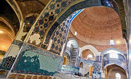 مسجد کبود,معرفی مسجد کبود,تصاویر مسجد کبود