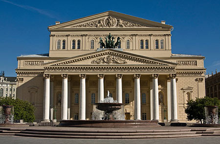 تالار بولشوی,تالار بولشوی در مسکو,تالار نمایش بالشوی