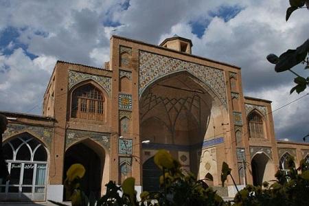 تصاویر مسجد جامع بروجرد،مسجد بروجرد,مسجد امام بروجرد