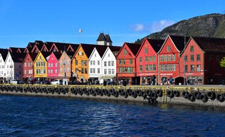 آشنایی با شهر Bryggen از دیدنیهای نروژ (+تصاویر)