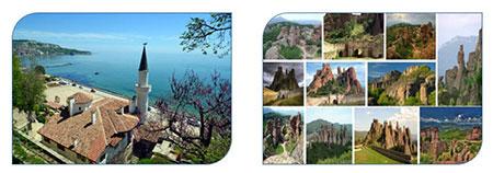 سفر به بلغارستان,بلغارستان,مکان های دیدنی بلغارستان